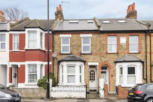 4 Bedrooms Terraced House for sale in St Johns Road, Isleworth, Middlesex