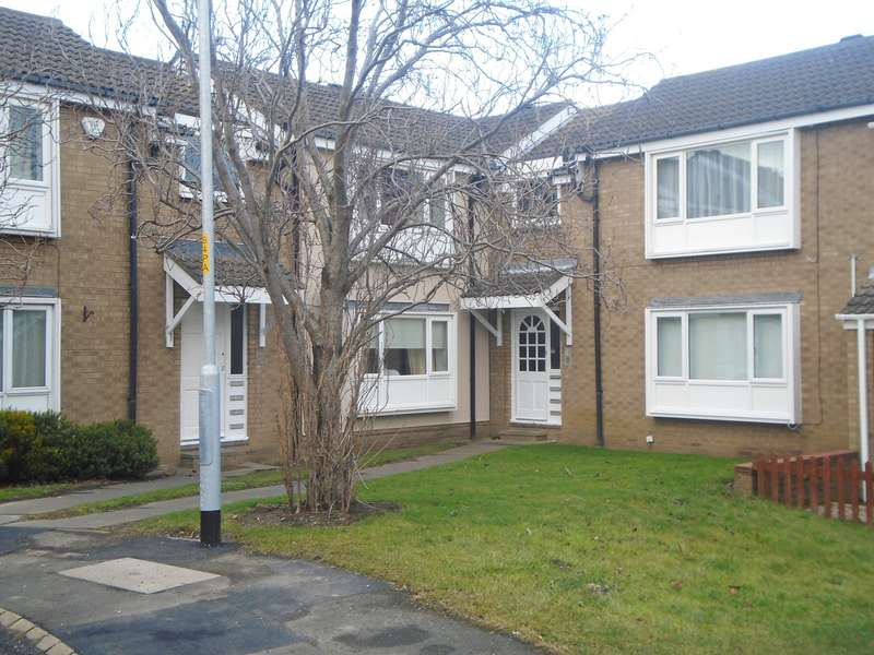 1 Bedroom Apartment Flat for sale in Bamburgh Drive, Pegswood