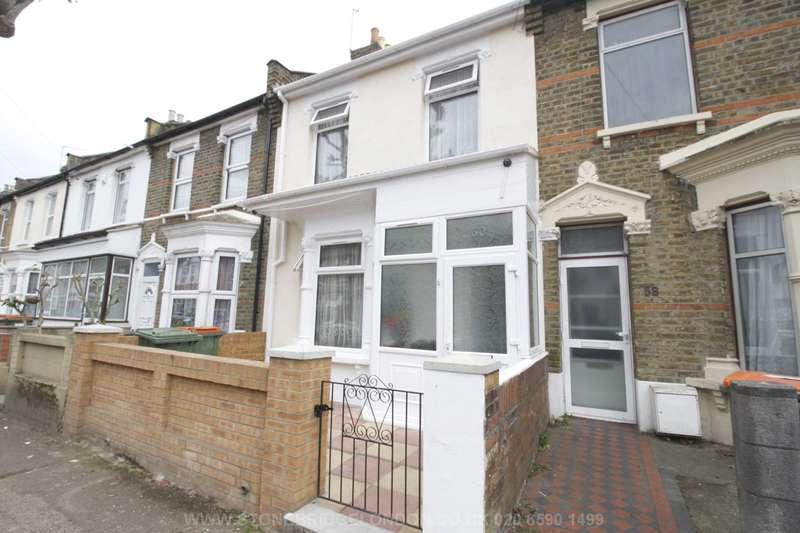 4 Bedrooms Terraced House for sale in Lincoln Road, Forest Gate E7