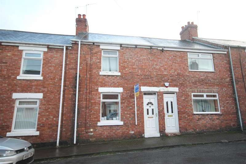 2 Bedrooms Terraced House for sale in Elm Street, Chester Le Street