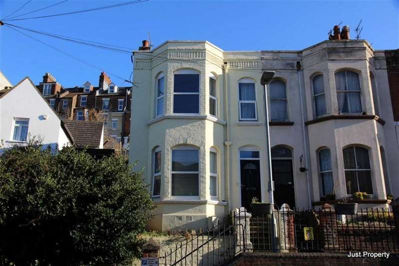 3 Bedrooms End Of Terrace House for sale in Stonefield Road, Hastings
