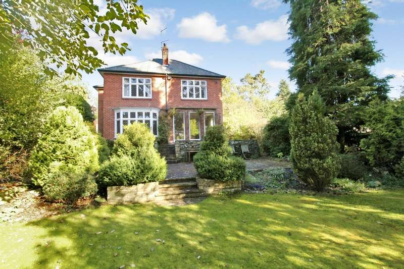 4 Bedrooms Detached House for sale in Beech Hill, Hexham