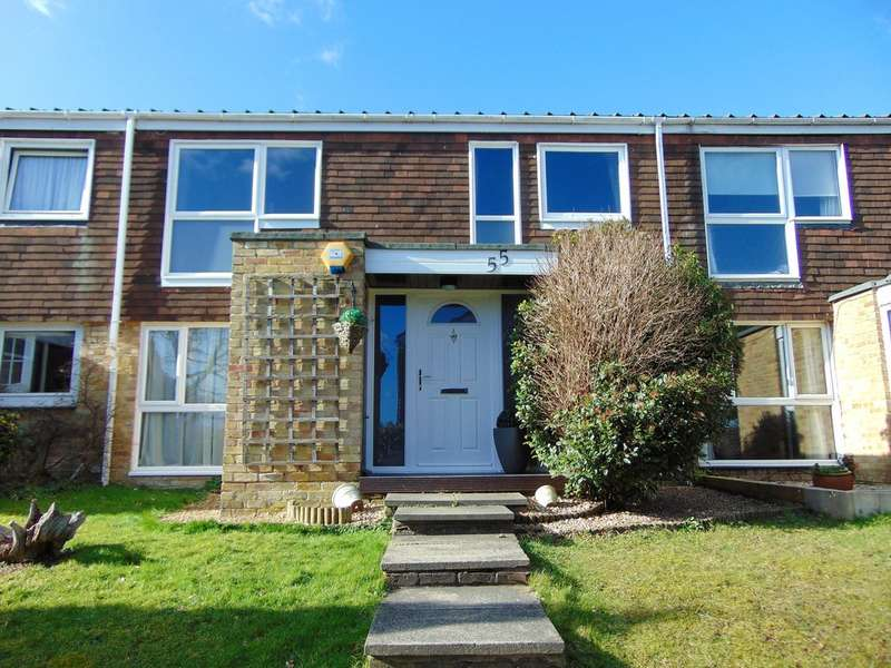 4 Bedrooms Terraced House for sale in Crofters Mead, Selsdon, Surrey, CR0 9HT