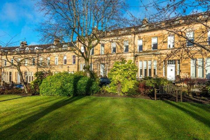 10 Bedrooms Town House for sale in 12 Cleveden Crescent, Kelvinside, G12 0PB