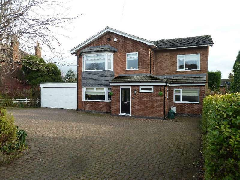 4 Bedrooms Detached House for sale in Scalford Road, Melton Mowbray