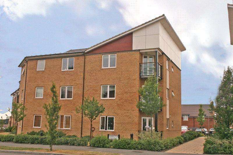 2 Bedrooms Flat for sale in Berwick Place, Welwyn Garden City, Hertfordshire