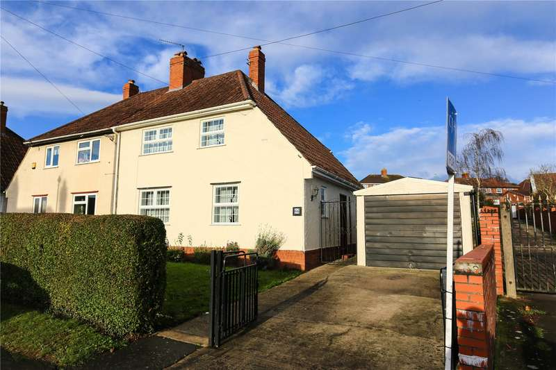 3 Bedrooms Detached House for sale in The Crescent Sea Mills Bristol BS9