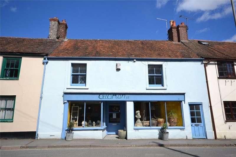 2 Bedrooms Flat for sale in Salisbury Street, Shaftesbury, SP7