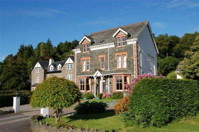 9 Bedrooms Detached House for sale in Maple Bank Guesthouse, Braithwaite, Keswick, Cumbria