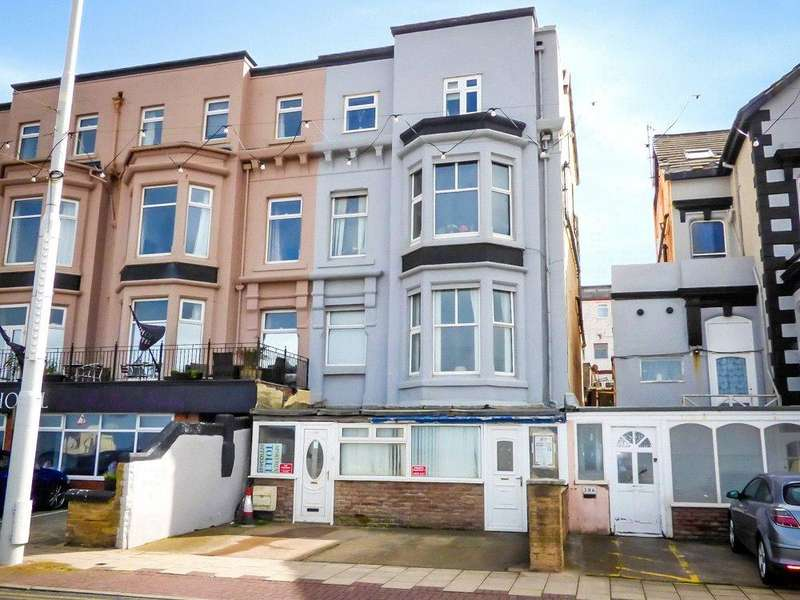 2 Bedrooms House for sale in Ocean View, The Promenade, Blackpool, Lancashire