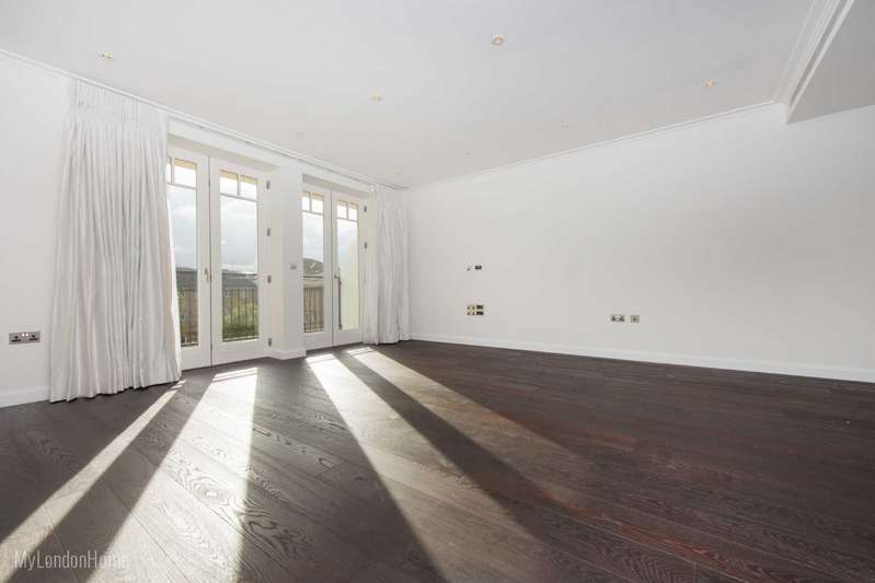 2 Bedrooms Apartment Flat for sale in Higham House East, London, SW6