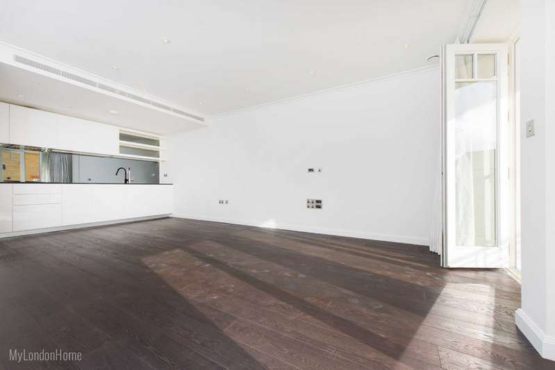 2 Bedrooms Apartment Flat for sale in Higham House, Hurlingham Walk, Fulham, London, SW6