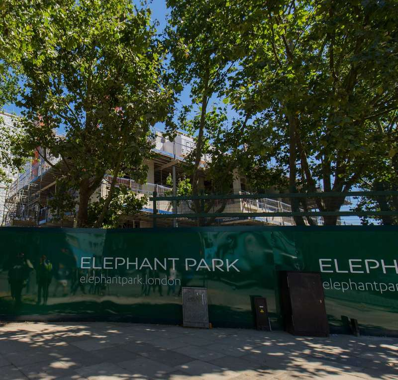 1 Bedroom Apartment Flat for sale in The Highwood, West Grove, Elephant And Castle, London, SE1