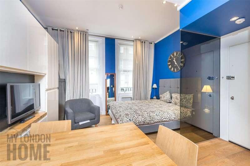 Apartment Flat for sale in York Street, Marylebone, London, W1H