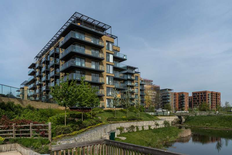 1 Bedroom Apartment Flat for sale in The Square, Tower 3, Kidbrooke Village, Greenwich, SE3
