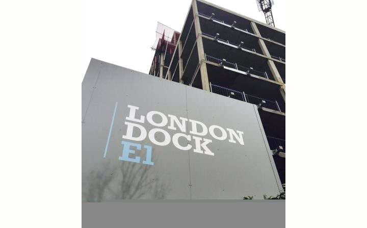 1 Bedroom Apartment Flat for sale in Admiral Wharf, 9 Virginia Street, London Dock, London, E1W
