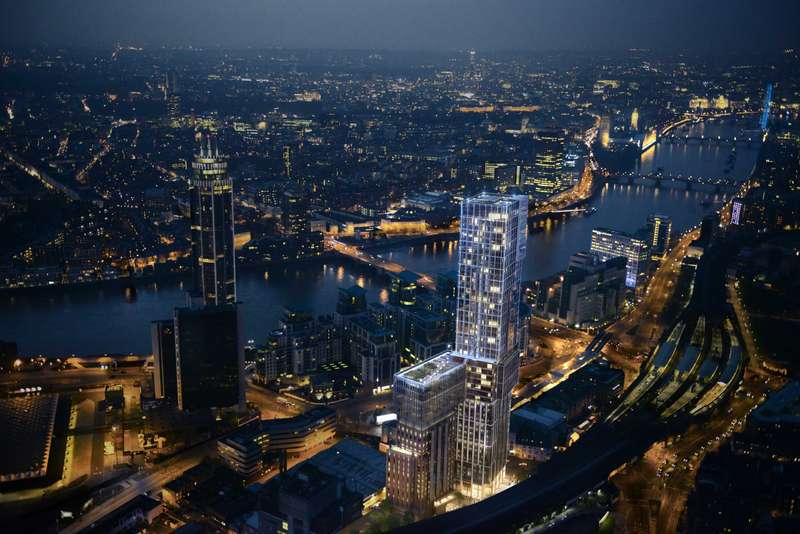 3 Bedrooms Apartment Flat for sale in Aykon London One, Nine Elms, Bondway, London, SW8