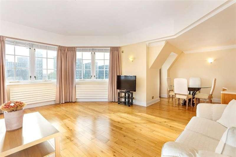 2 Bedrooms Flat for sale in Belvedere House, 130 Grosvenor Road, London, SW1V