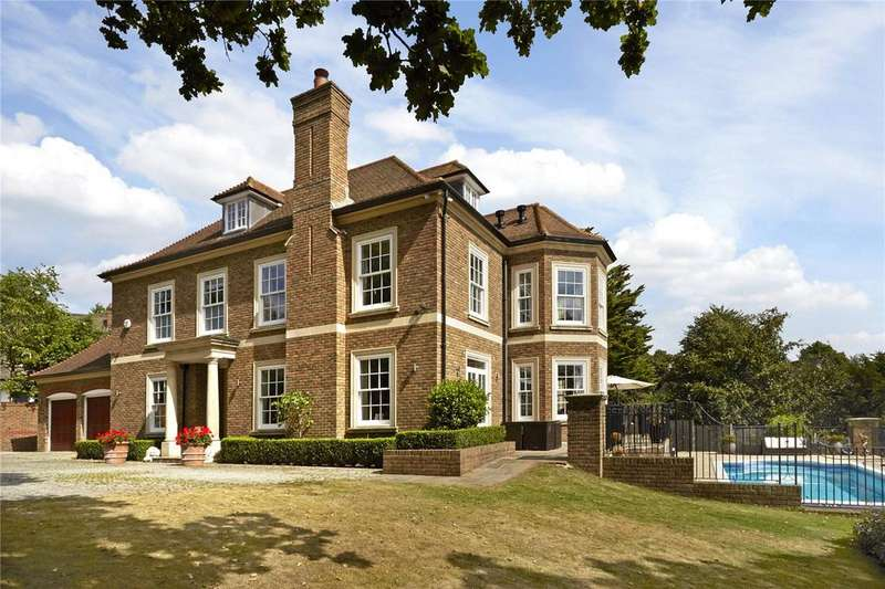 8 Bedrooms Detached House for sale in Highlands Road, Reigate, Surrey, RH2