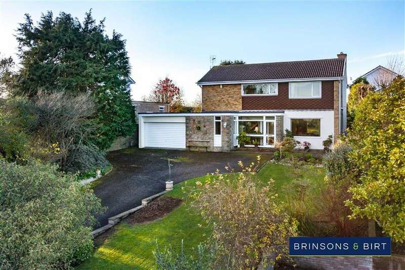 4 Bedrooms Detached House for sale in Llantwit Major Road, Cowbridge, Vale Of Glamorgan
