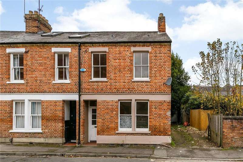 3 Bedrooms End Of Terrace House for sale in Woodbine Place, Oxford, Oxfordshire, OX1