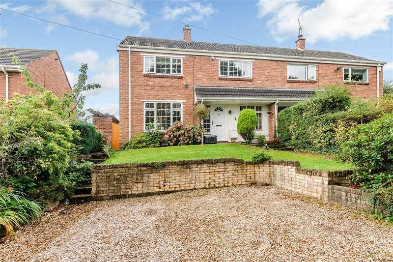 4 Bedrooms Semi Detached House for sale in 41 Wardle Way, Kidderminster, Worcestershire, DY11