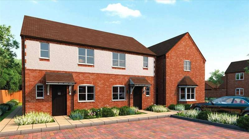 2 Bedrooms Residential Development Commercial for sale in 16 Hayfield Chase, Tiddington, CV37