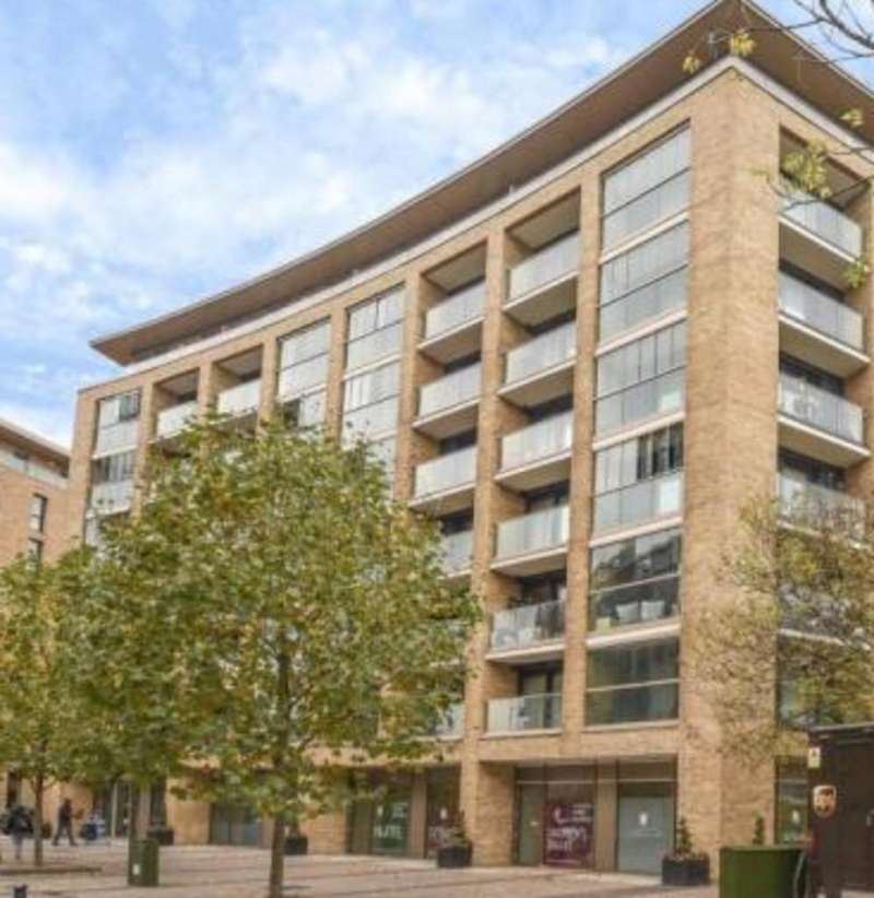 1 Bedroom Apartment Flat for sale in Canada water, London