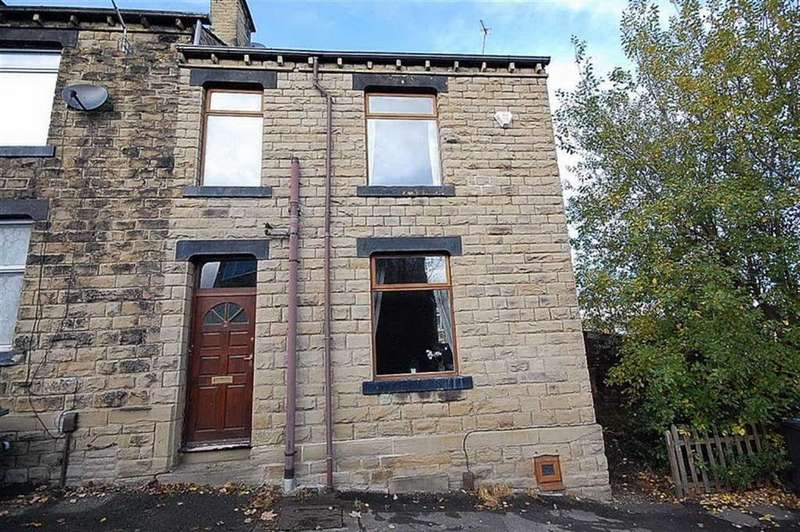 2 Bedrooms End Of Terrace House for sale in Strawberry Bank, Liversedge, WF15