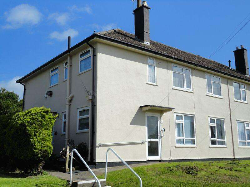 2 Bedrooms Apartment Flat for sale in Brynglas Court, Malpas, Newport