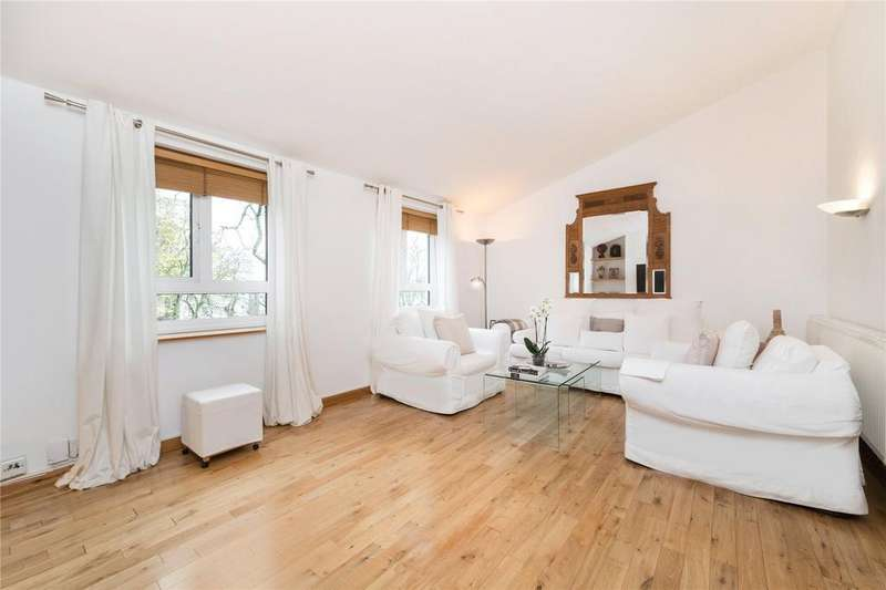 3 Bedrooms Flat for sale in Abingdon Close, Camden Square, London