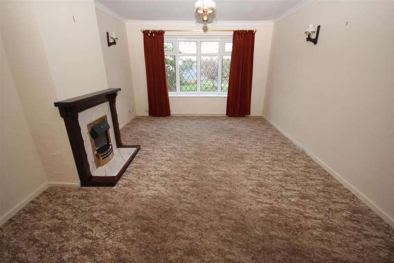 2 Bedrooms Semi Detached Bungalow for sale in Brandon Close, Fens, Hartlepool