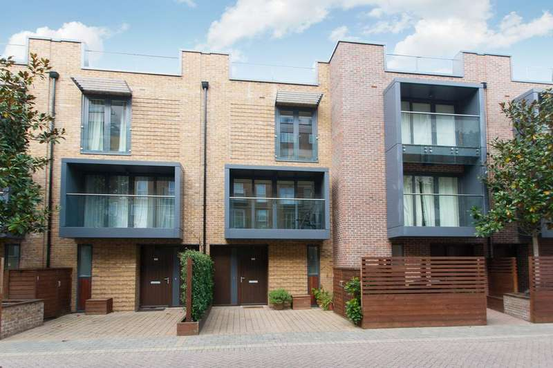 4 Bedrooms Town House for sale in Bromyard Avenue, Acton, London, W3