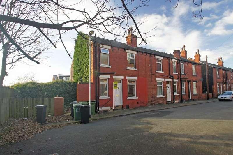 1 Bedroom End Of Terrace House for sale in Vesper Place, Kirkstall, Leeds 5