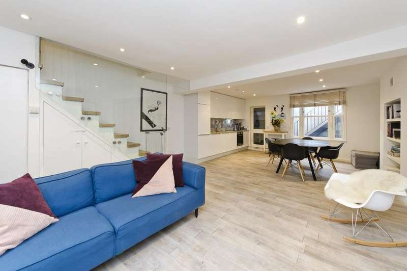 2 Bedrooms Flat for sale in Penzance Place, Holland Park, W11