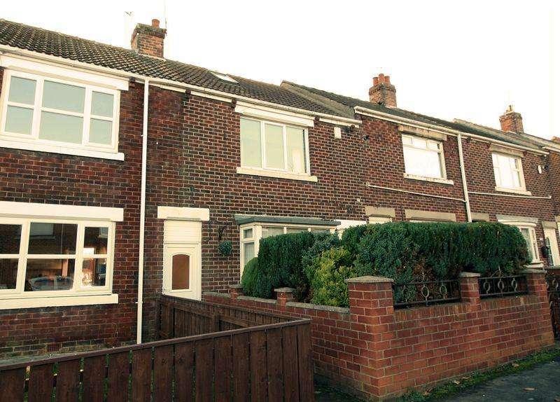 3 Bedrooms Terraced House for sale in Edendale Terrace, Peterlee
