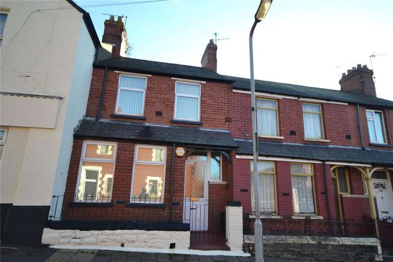3 Bedrooms Terraced House for sale in Pearl Street, Splott, Cardiff, CF24