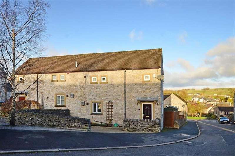 3 Bedrooms Semi Detached House for sale in 8, Chantry Lane, Tideswell, Buxton, Derbyshire, SK17