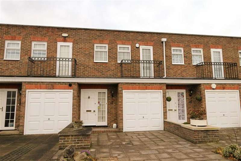 3 Bedrooms Terraced House for sale in Regency Way, Bexleyheath, Kent, DA6