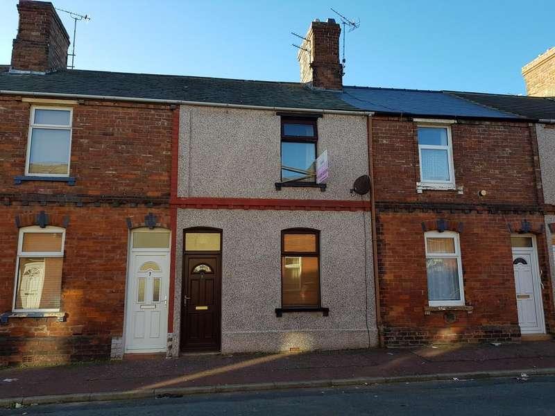 2 Bedrooms Terraced House for sale in Smeaton Street, Barrow-in-Furness, Cumbria LA14 2EA