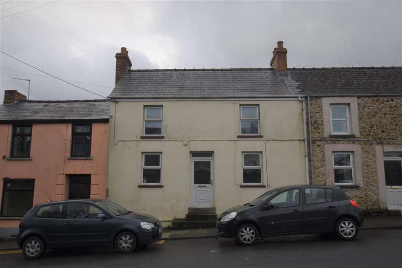 2 Bedrooms Terraced House for sale in City Road, Haverfordwest