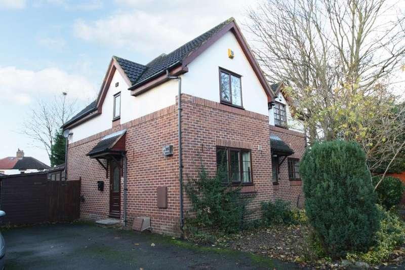 2 Bedrooms Semi Detached House for sale in FOXWOOD FARM WAY, LEEDS, LS8 3EE