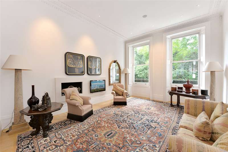 3 Bedrooms Flat for sale in Queens Gate Gardens, South Kensington, London, SW7