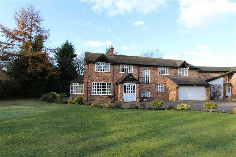 5 Bedrooms Detached House for sale in Cross Lane, Wilmslow