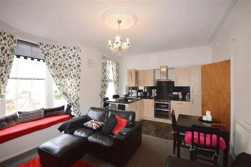 1 Bedroom Flat for sale in North Marine Road, Scarborough