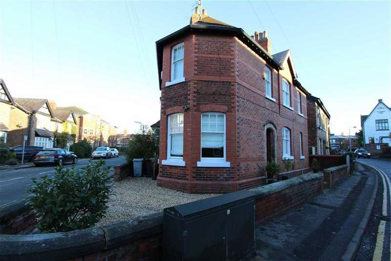 2 Bedrooms Semi Detached House for sale in Chorley Hall Lane, Alderley Edge
