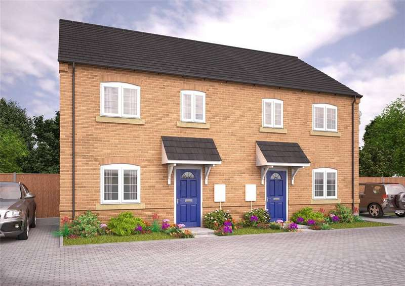 3 Bedrooms Semi Detached House for sale in Mayflower Gardens, Old Leake, PE22