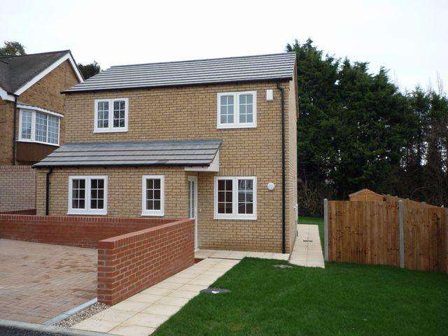 3 Bedrooms Detached House for rent in Windmill Lane, Sutton, ELY, Cambridgeshire, CB6