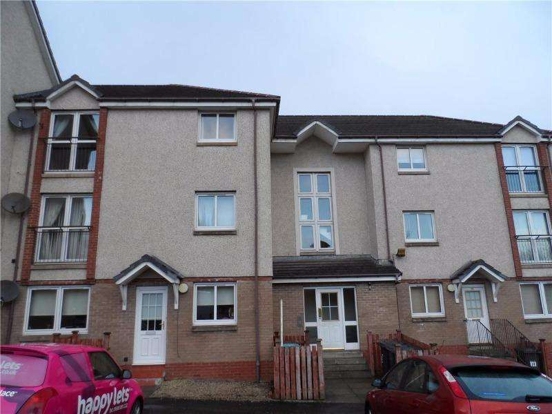 2 Bedrooms Flat for rent in Mcmahon Grove, Bellshill, North Lanarkshire