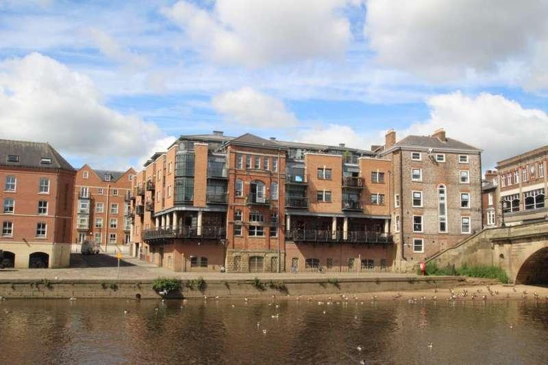 2 Bedrooms Apartment Flat for rent in MERCHANT EXCHANGE, BRIDGE STREET, YO1 6LT